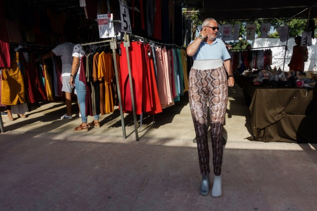 Финалист, 2020. Уличная мода. Автор Альваро Вегазо