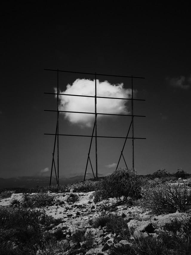 3 место в категории «Пейзаж», 2020. Облако. Тенерифе, Канарские острова, Испания. Автор Доминик Дэнке