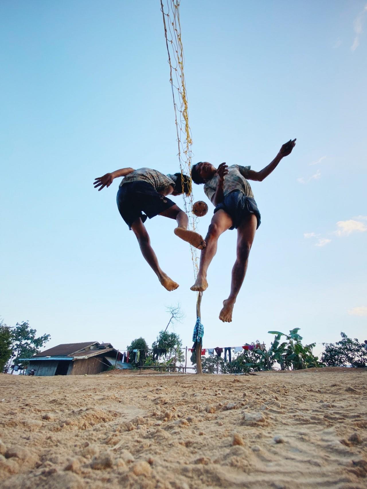2 место в категории «Дети», 2020. Мьянма. Автор Дэн Лю