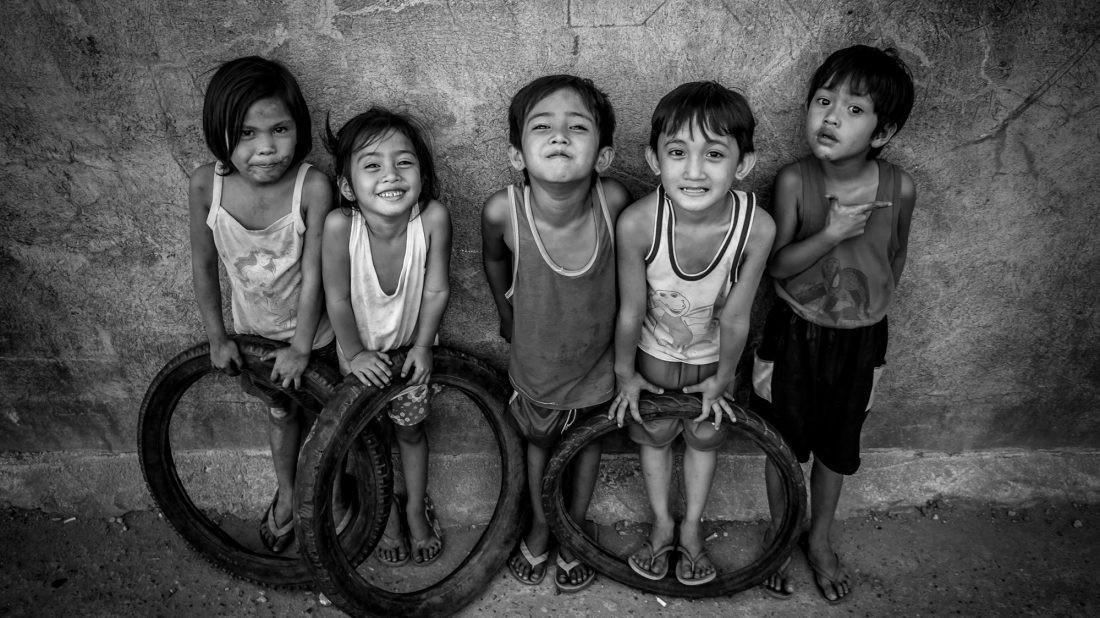 3 место в категории «Дети», 2020. «Детскими глазами». Сан-Карлос, Пангасинан, Филиппины. Автор Мэри Джой Лойола Ганитано