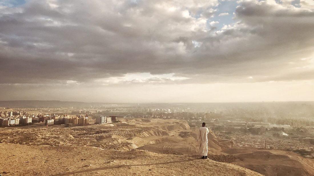 2 место в категории «Другое», 2020. На горе Мукаттам, Каир, Египет. Автор Магали Чеснель