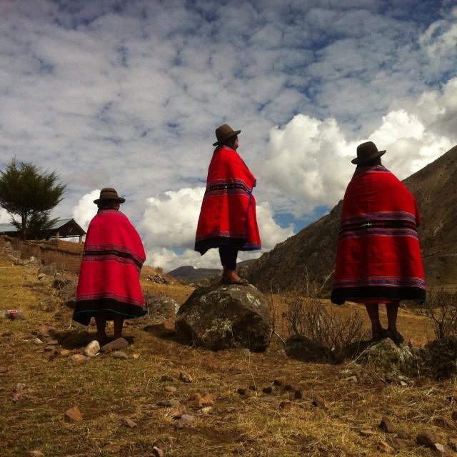 1 место в категории «Люди», 2020. Аякучо, Перу. Автор Омар Лукас