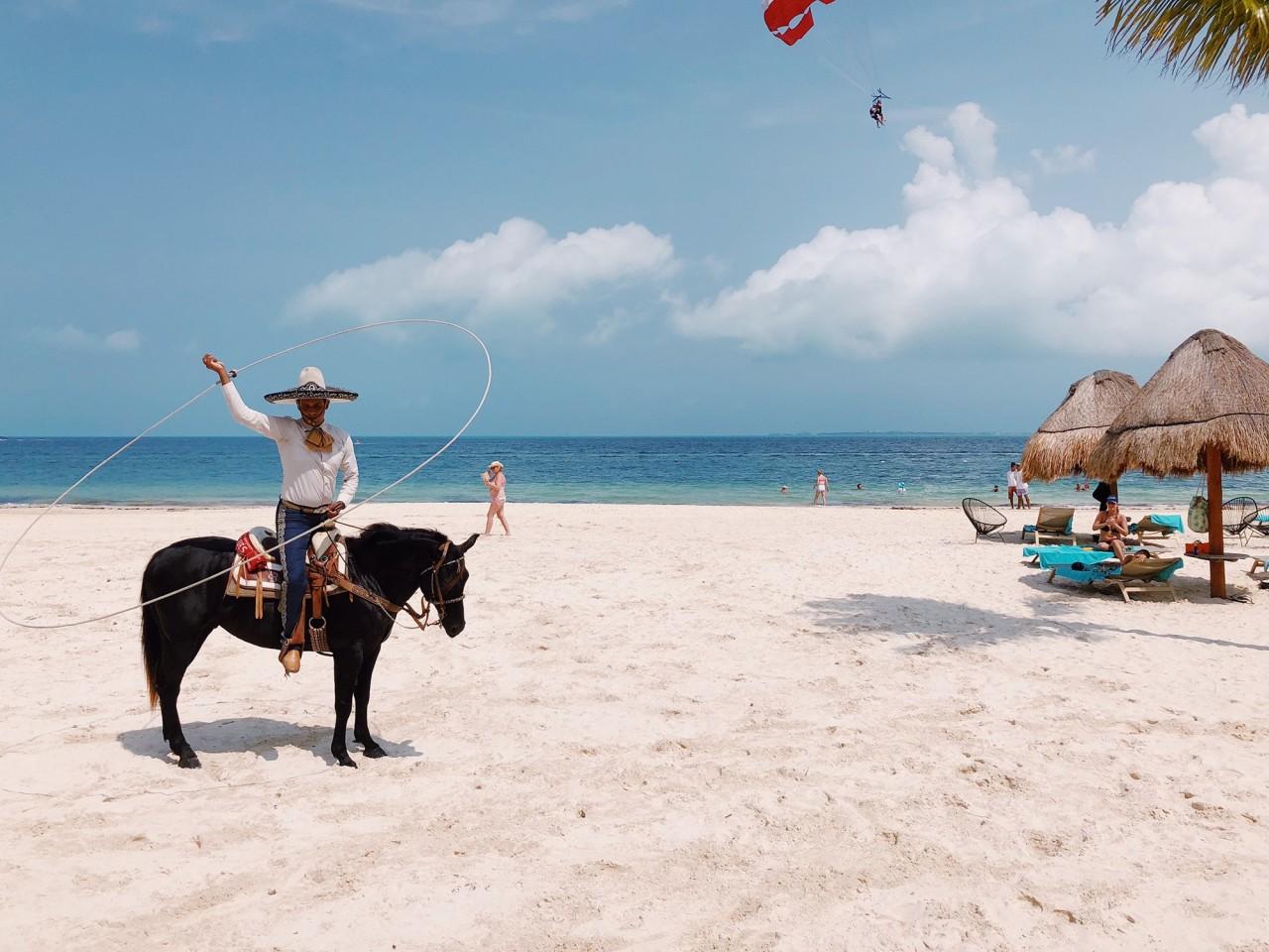 1 место в категории «Образ жизни», 2020. Культурный фьюжн. Канкун, Мексика. Автор Одри Блейк