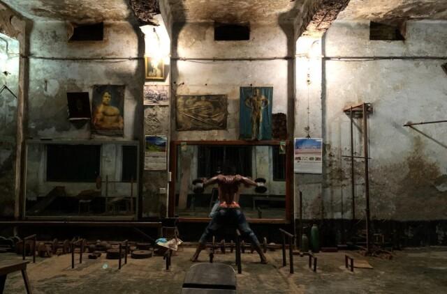 1 место в категории «Образ жизни», 2021. «Старый спортзал». Дакка, Бангладеш. Автор Махабуб Хосейн Хан