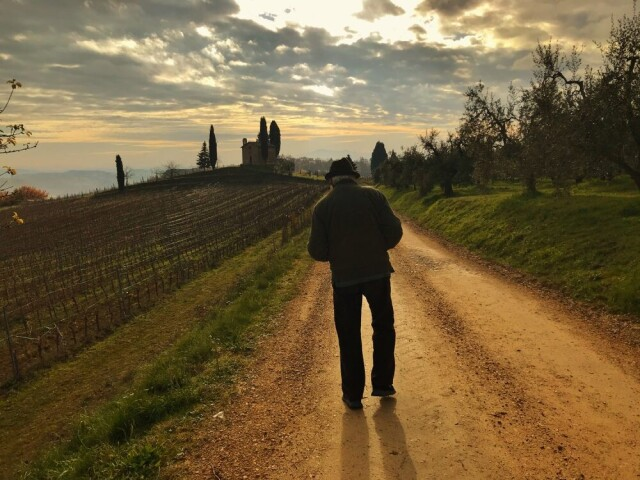 3 место в категории «Люди», 2021. «Держится». Сиена, Тоскана. Автор Алессандра Манзотти