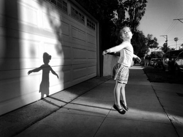 3 место в категории «Фотограф года», 2021. «Боковая ходьба по воздуху». Лос-Анджелес, Калифорния. Автор Джефф Рейнер