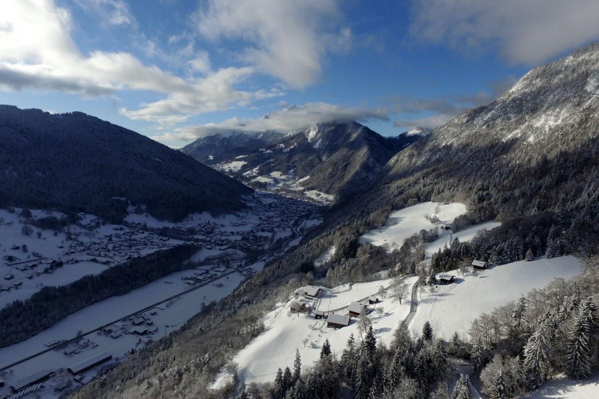 Французские Альпы. Фотограф Webrunner