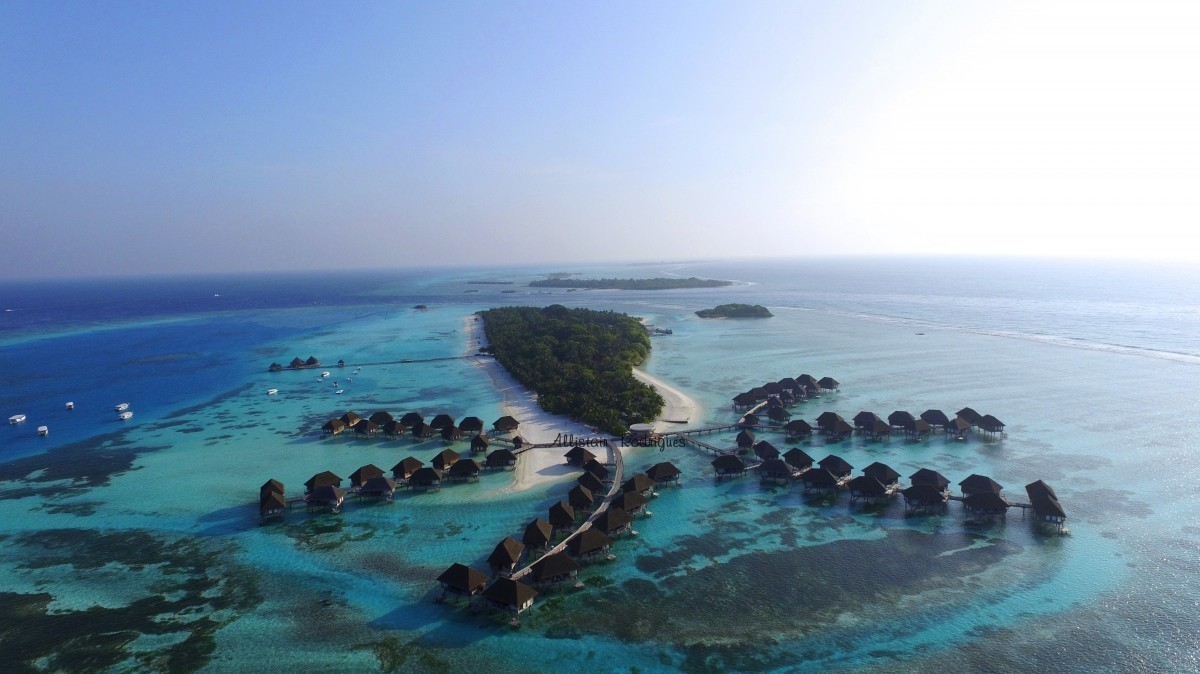 Хураа, Мальдивы. Фотограф Allistair