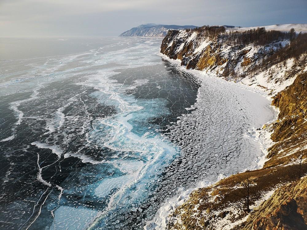 Победитель в категории «Пейзажи», 2020. «Озеро Байкал». Автор Хуан Зас Эспиноса