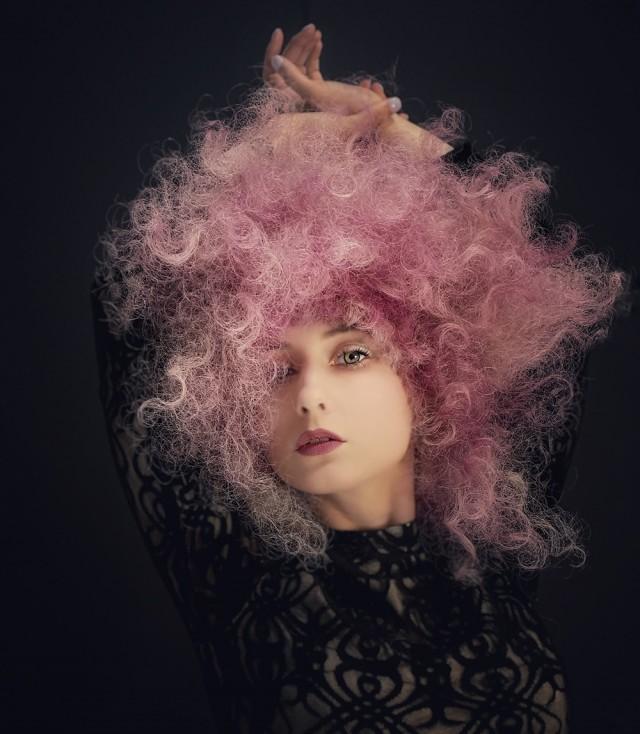 Победитель в категории «Портреты», 2020. «Морган в розовом». Автор Мишель Симмонс