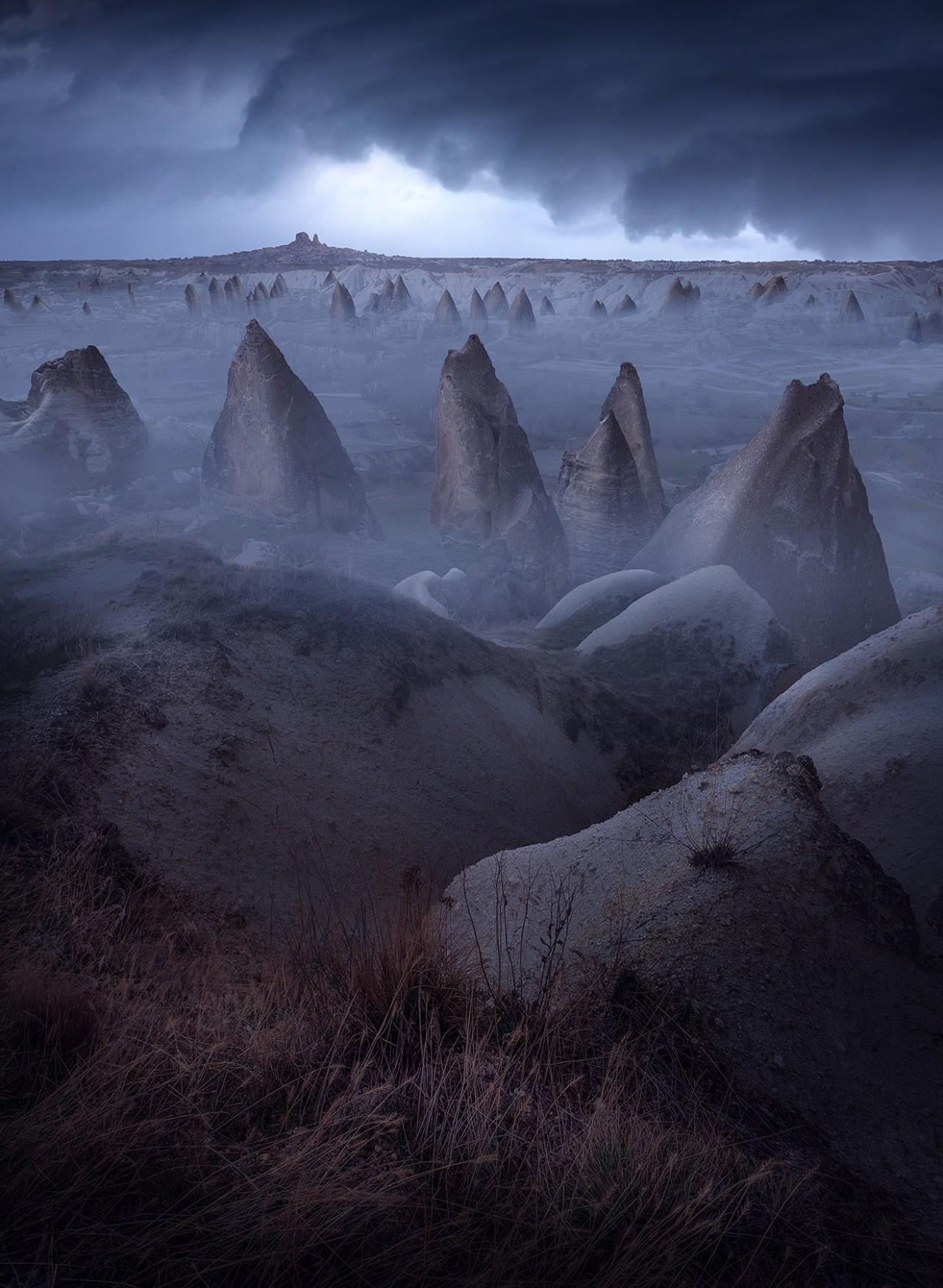Финалист, 2020. Неземной пейзаж Каппадокии. Автор Айтек Четин