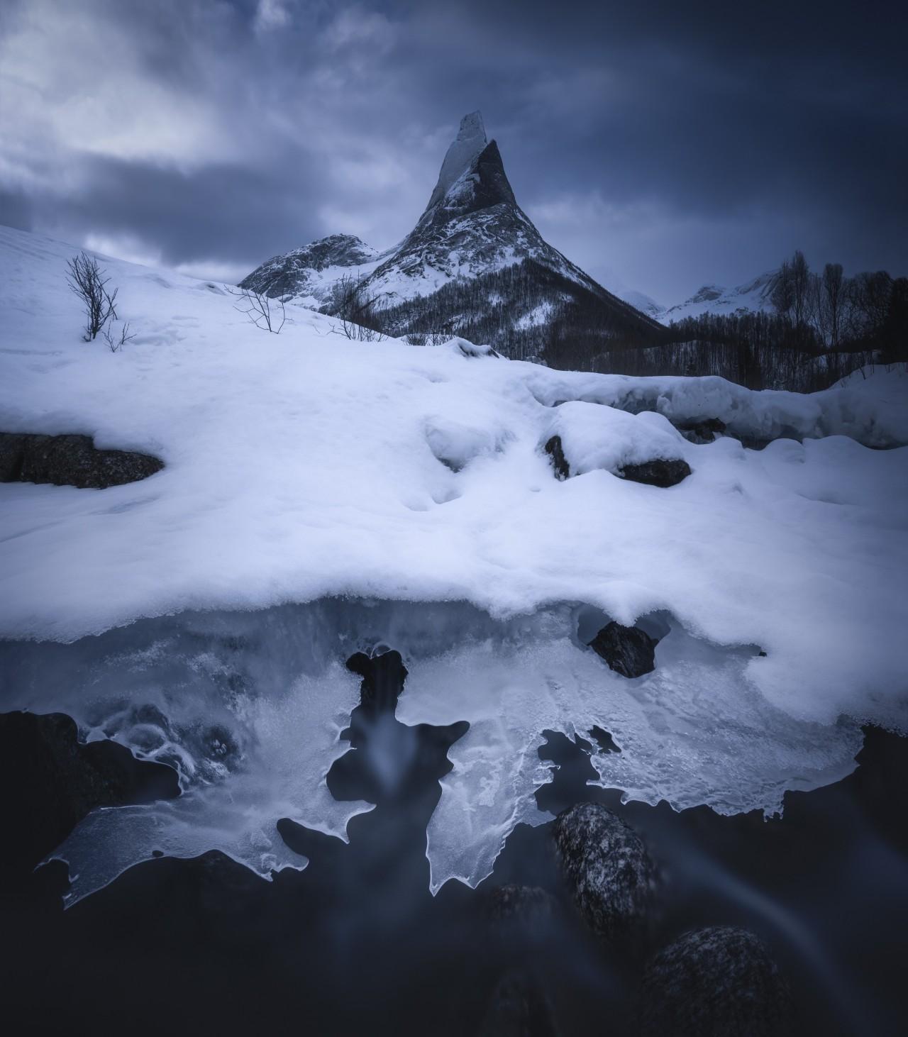 Лауреат премии «Снег и лёд» 2020. Северная Норвегия. Автор Хонг Джен Чианг