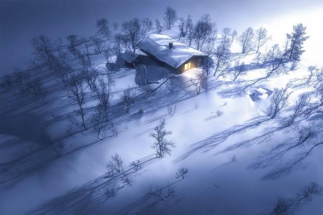 Финалист, 2020. Остров Сенья, Норвегия. Автор Тони Ванг