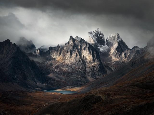 3 место в номинации «Пейзажный фотограф года» 2019. Автор Блейк Рэндалл