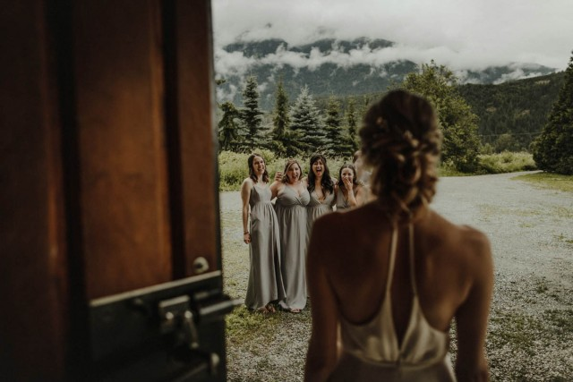 Финалист в категории «Свадебная вечеринка», 2020. Автор Шари + Майк Валлели