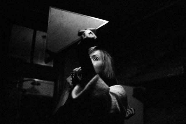 Победитель в категории «Плёночная фотография». Автор Оли Сансом