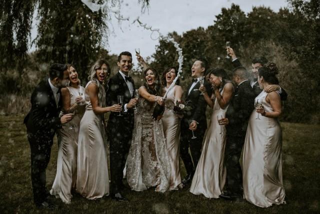 Победитель в категории «Свадебная вечеринка». Автор Анжела Рушайнски
