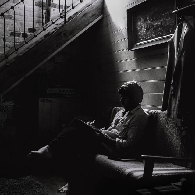 Финалист в категории «Плёночная фотография». Автор Оли Сансом