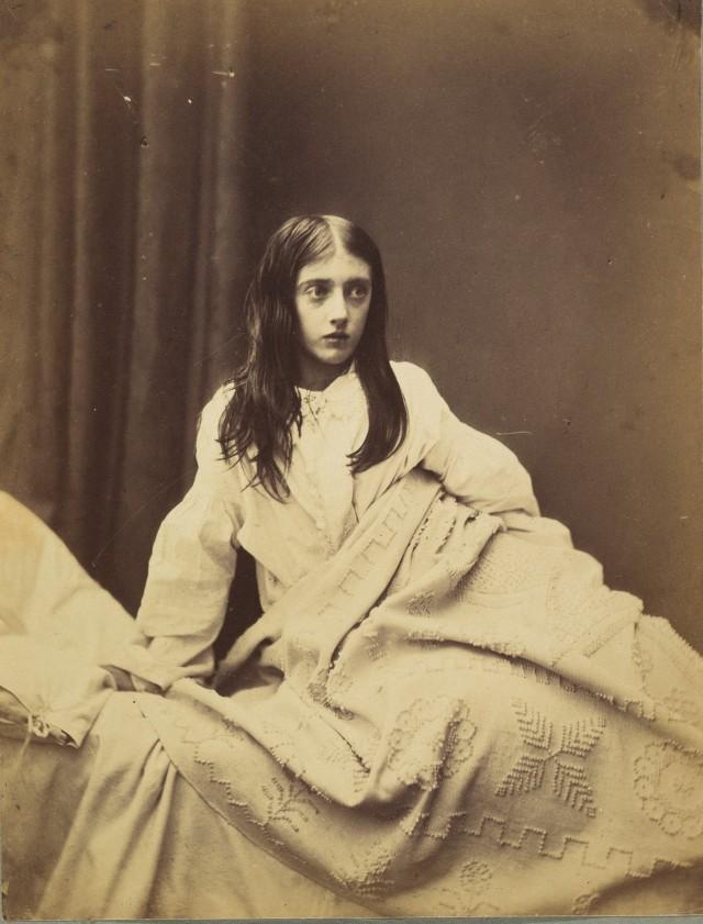 «Страх», 1860. Автор Генри Пич Робинсон