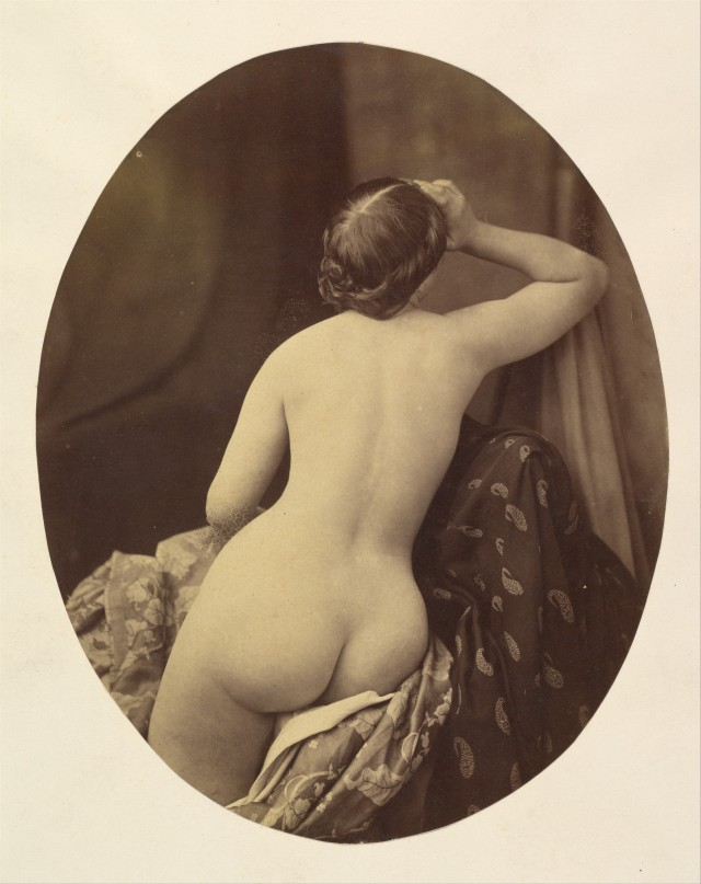 Ариадна, 1857. Автор Оскар Густав Рейландер