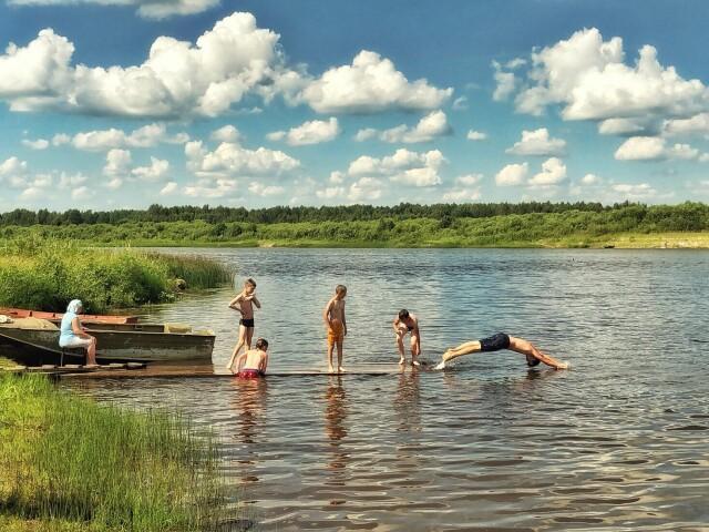 Финалист в номинации «Снято на смартфон», 2021. «Лето в деревне». Автор Илья Морозов