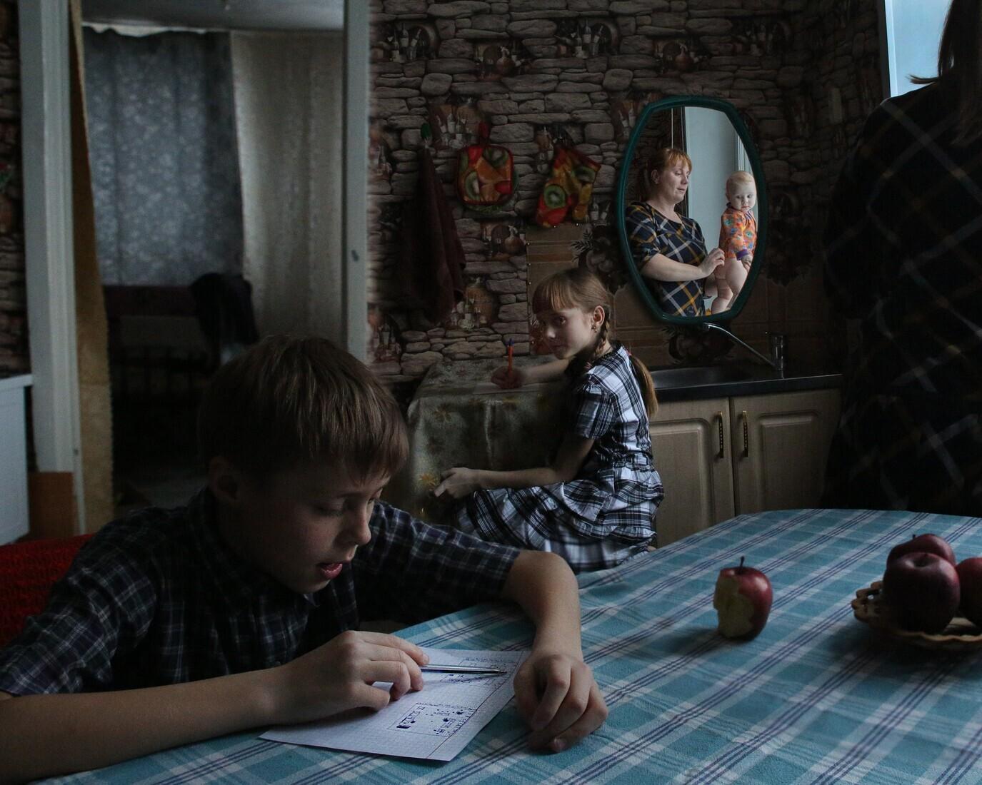 Финалист в номинации «Многоликая Россия», 2021. «Морской бой». Автор Юлия Кононенко