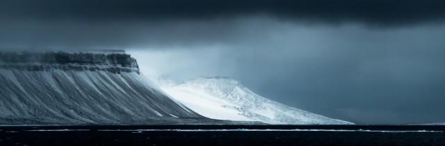 Финалист в категории «Пейзаж», 2019. «Арктический свет». Автор Гюнтер Райл