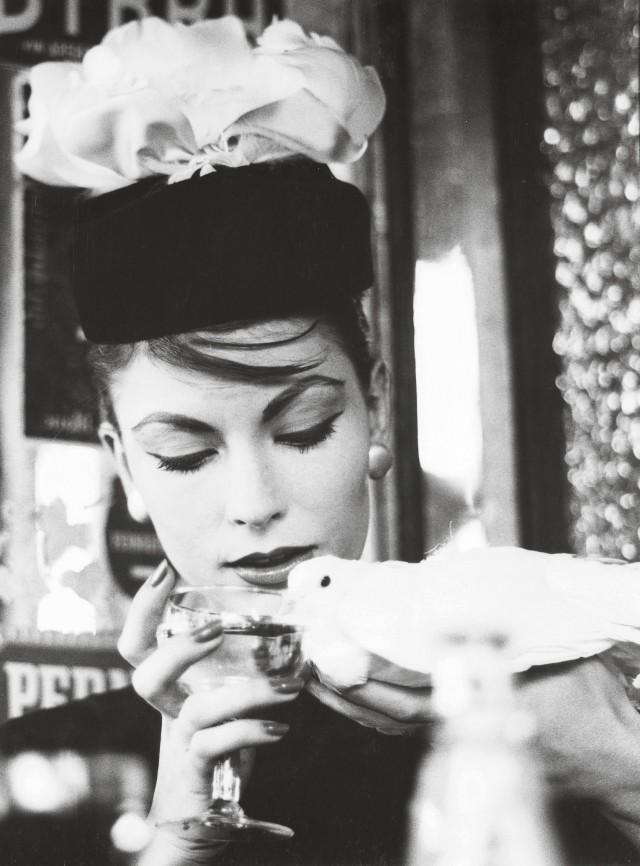 Париж, 1958. Фотограф Уильям Кляйн