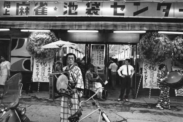 Токио, Япония, 1961 Год. Фотограф Уильям Кляйн