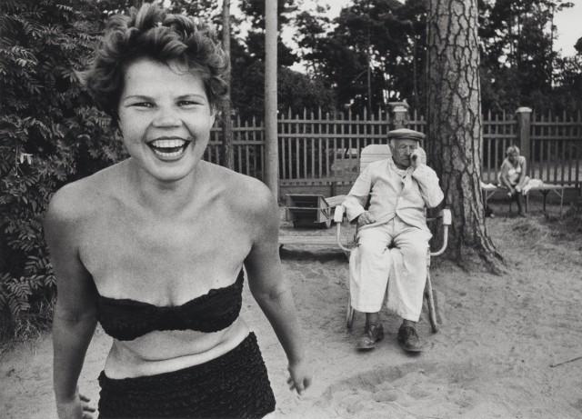 Москва, 1959 год. Фотограф Уильям Кляйн