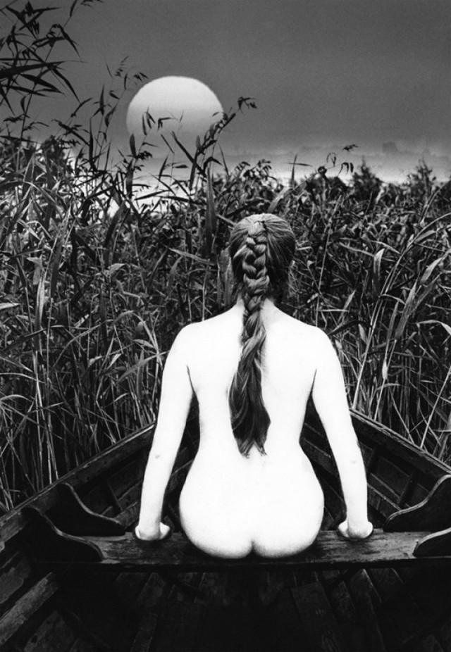 «Элегия», 1970. Фотограф Валдис Браунс