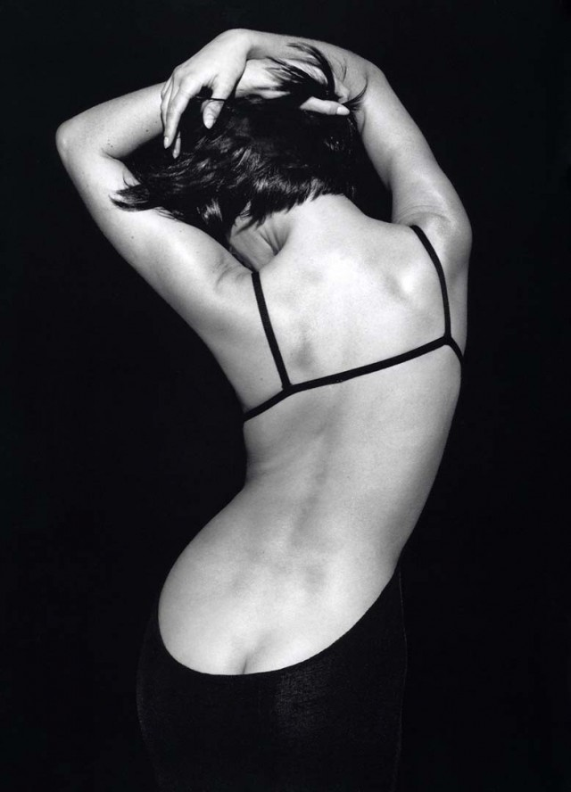 Кристи Тарлингтон, 1994. Фотограф Петер Линдберг