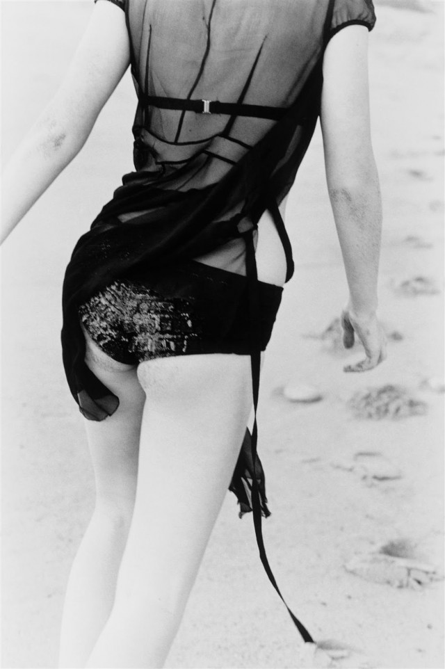 На пляже. Автор Эллен фон Унверт