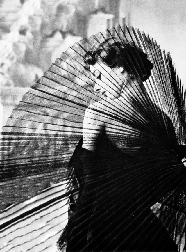 Одри Хепбёрн, 1949. Автор Хорст П. Хорст