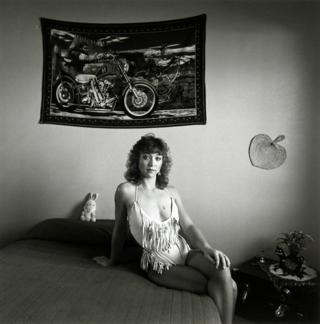 Джули, 1987. Автор Норман Маускопф
