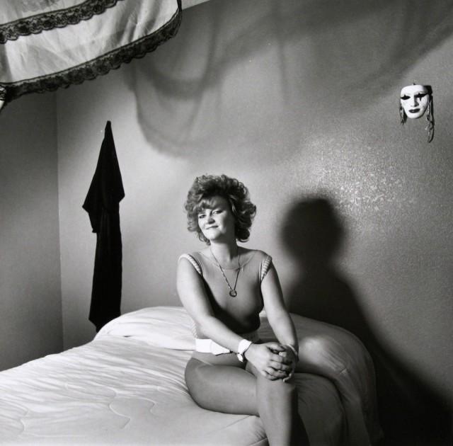 Лиз, 1989. Автор Норман Маускопф
