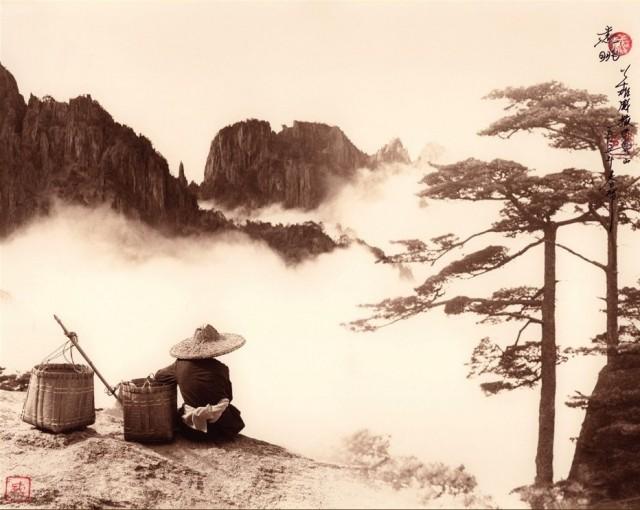 Созерцание в горах. Автор Дон Хонг-Оай