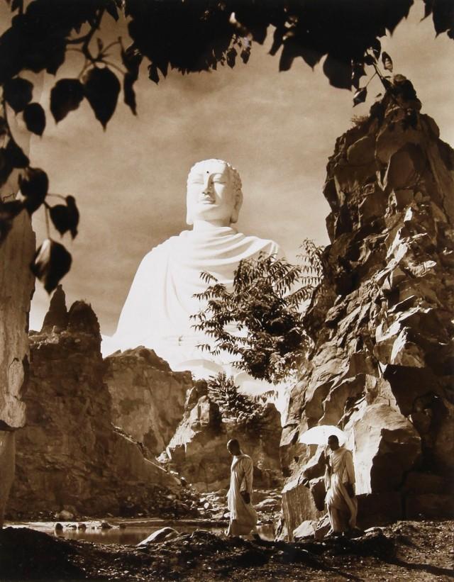 Будда, Вьетнам, 1970. Автор Дон Хонг-Оай