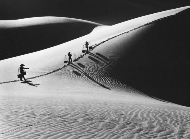 Длинный-предлинный путь, 1970. Автор Дон Хонг-Оай