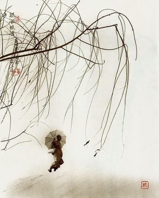 В дороге. Автор Дон Хонг-Оай
