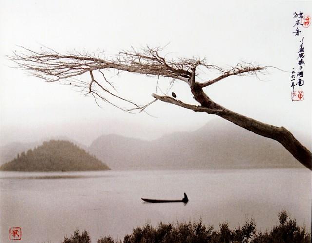 Тишь на озере. Автор Дон Хонг-Оай