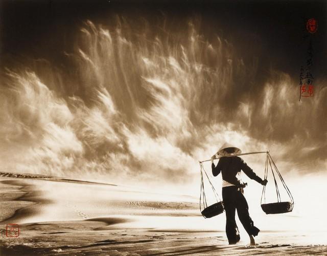 Песчаная буря, Вьетнам,1969. Автор Дон Хонг-Оай