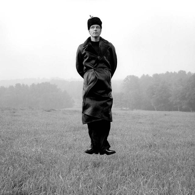 Дон в прыжке, Нью-Гэмпшир, 1996. Автор Родни Смит