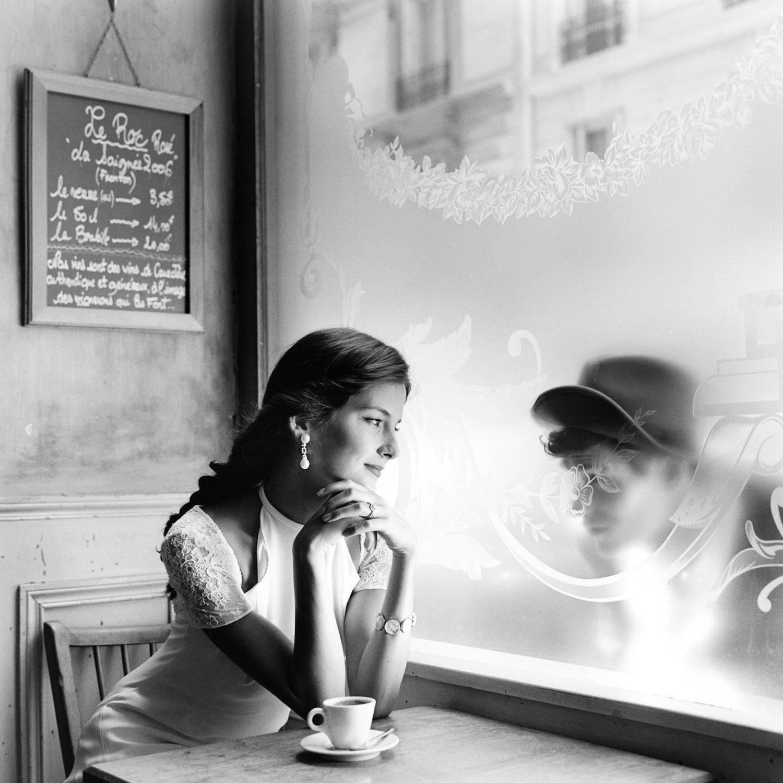 Париж, 2007. Автор Родни Смит