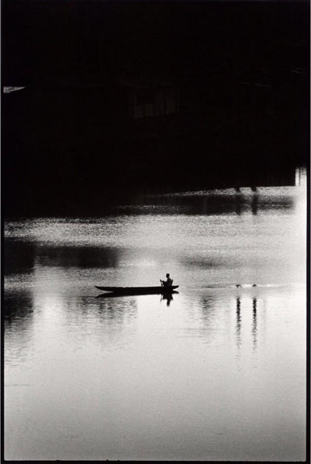 Озеро Гульшан, Дакка, Бангладеш. Автор Уолтер Ротуэлл