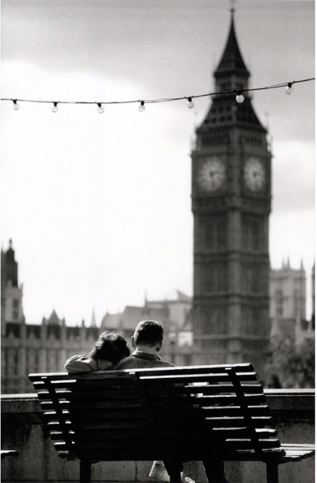 Пара, Лондон. Автор Уолтер Ротуэлл