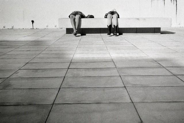 Солнечный день в Лондоне. Автор Уолтер Ротуэлл