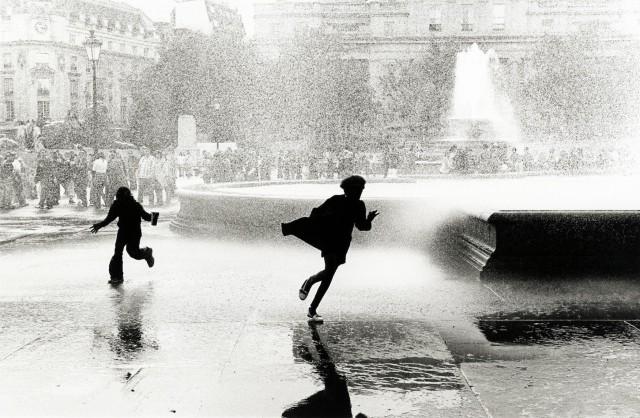 Трафальгарская площадь, Лондон, 2011. Автор Уолтер Ротуэлл