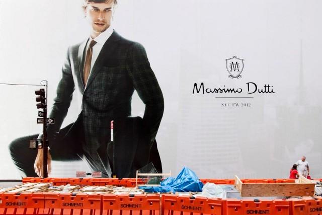 Massimo Dutti, 2012. Автор Натан Двир