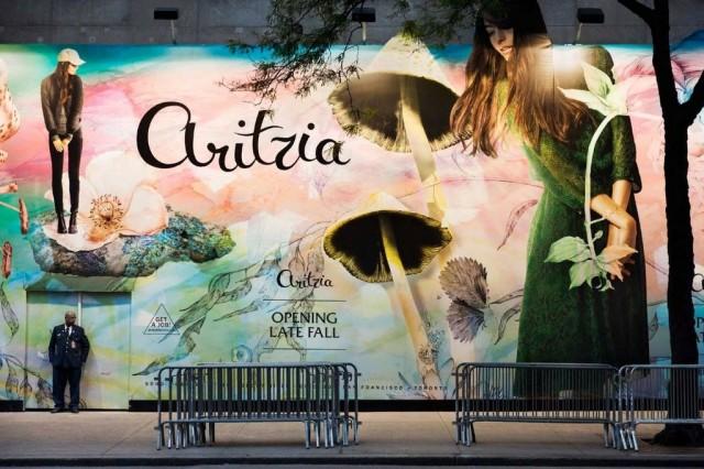 Aritzia, 2012. Автор Натан Двир